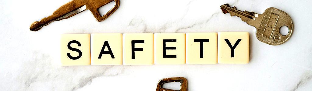 safety keys